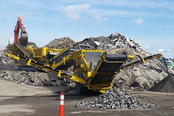 Recycle Concrete & Asphalt Langley